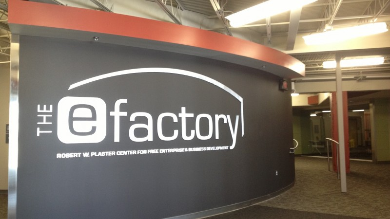 The eFactory receives Small Business Incubator Tax Credits from the DED