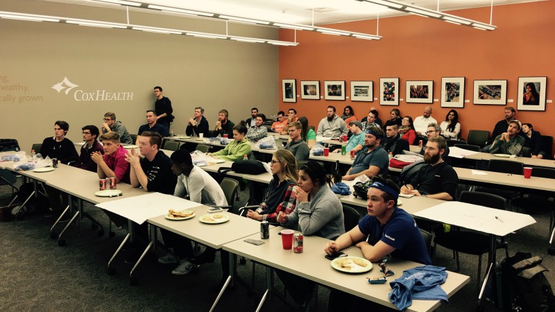 Eagle Speak Wins Startup Weekend Springfield