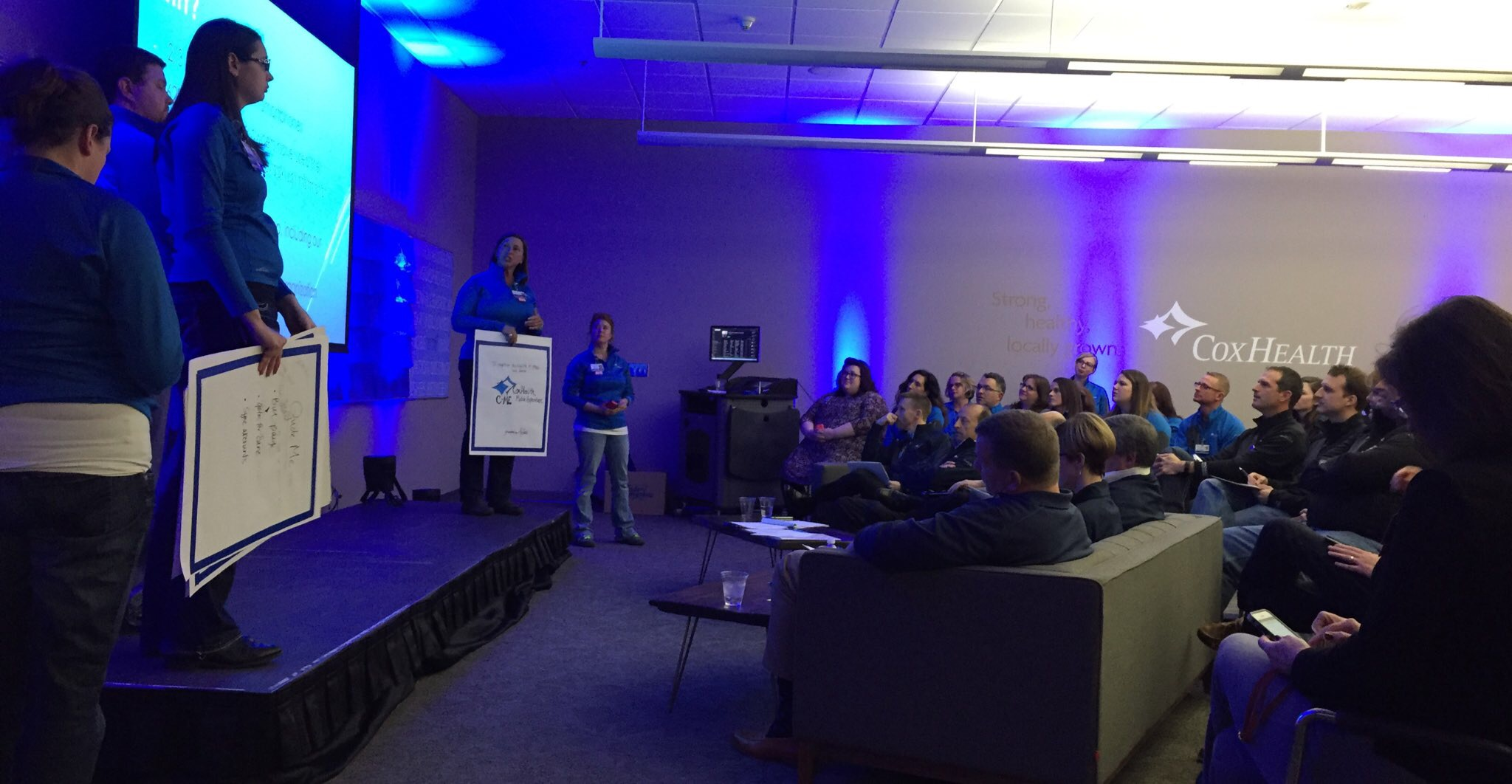 The eFactory Partners with CoxHealth on Second CoxHealth Innovation Accelerator