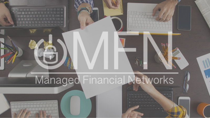 Managed Financial Networks looking for Automation & Data Processing Specialist