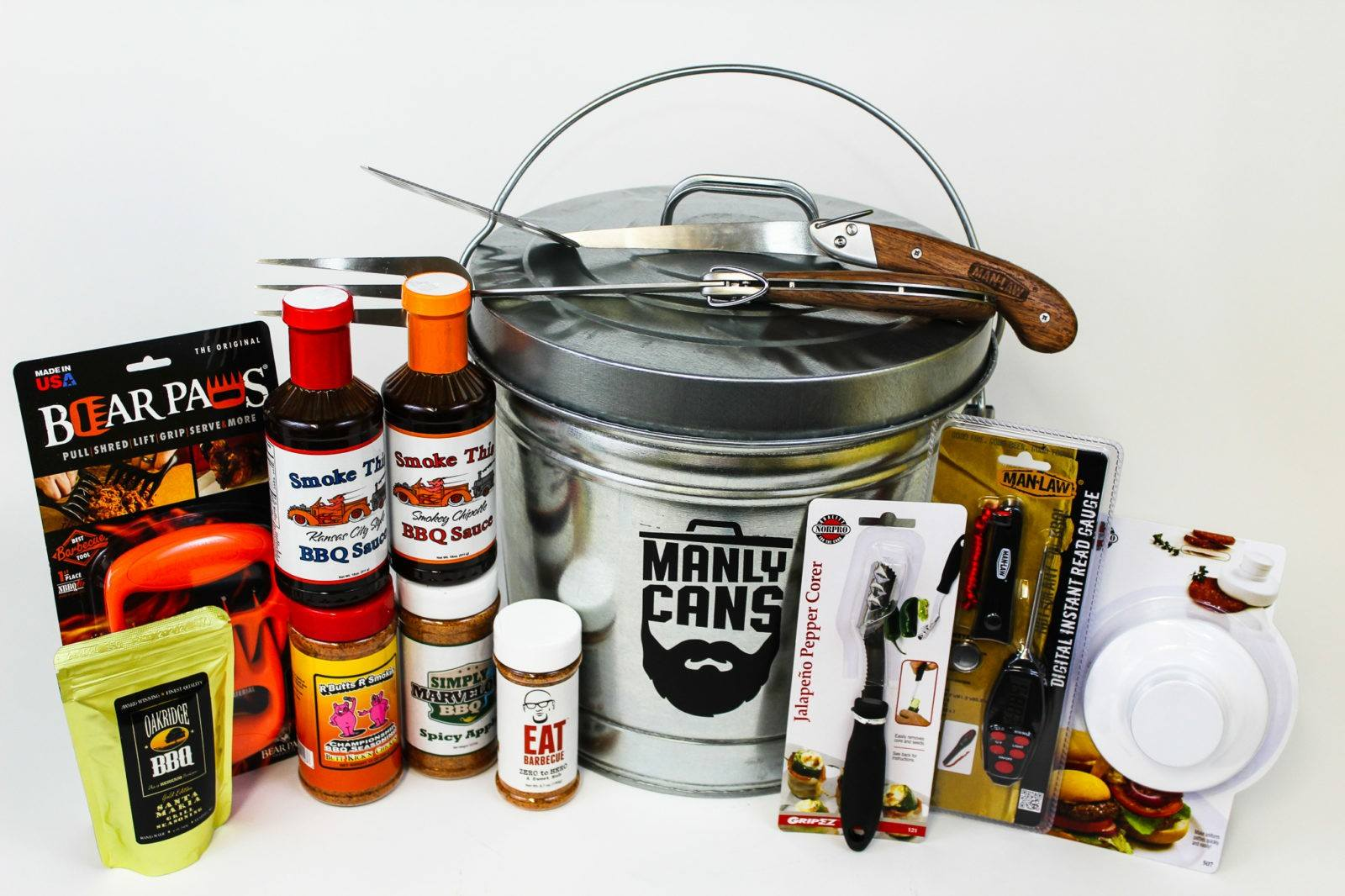 Springfield, MO's Manly Cans creates gifts for the men in your life