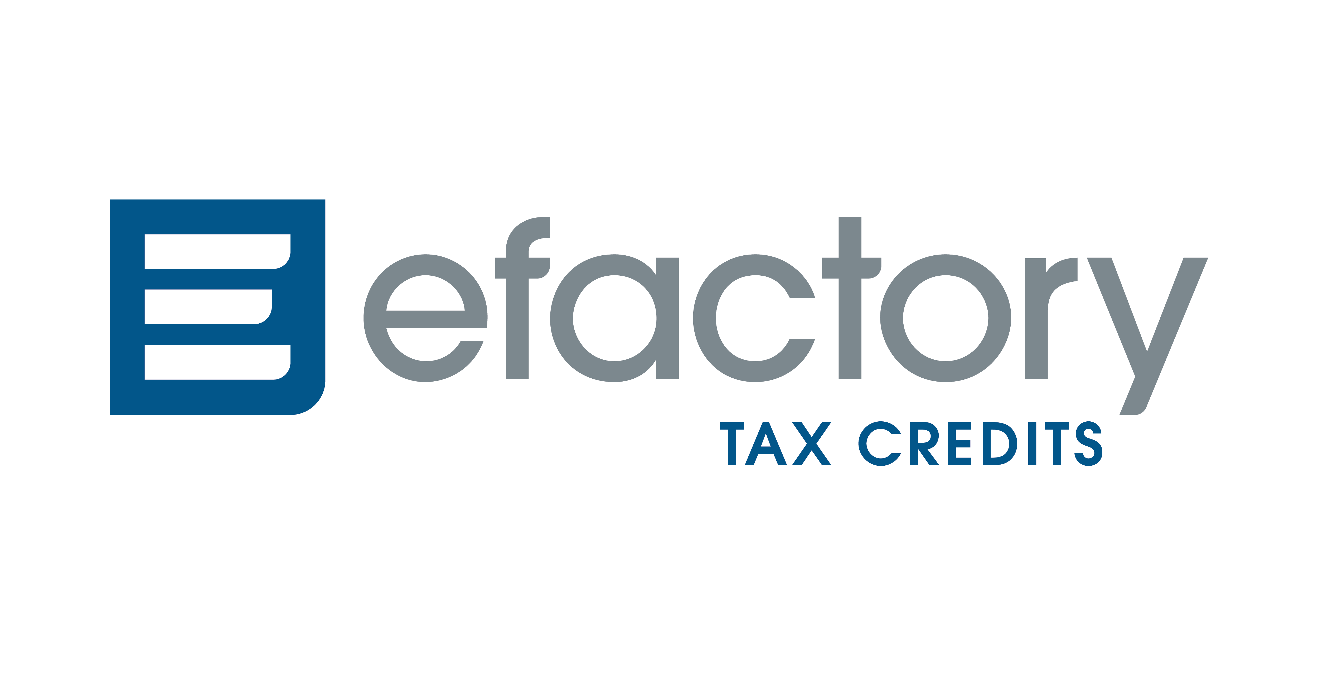 Earn tax credits with your charitable contribution to the efactory