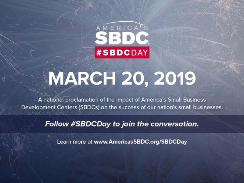 SBDC Day 2019: Cause for celebration
