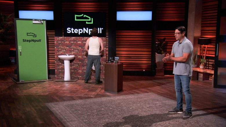 StepNpull Lands Six-Figure Deal On Shark Tank