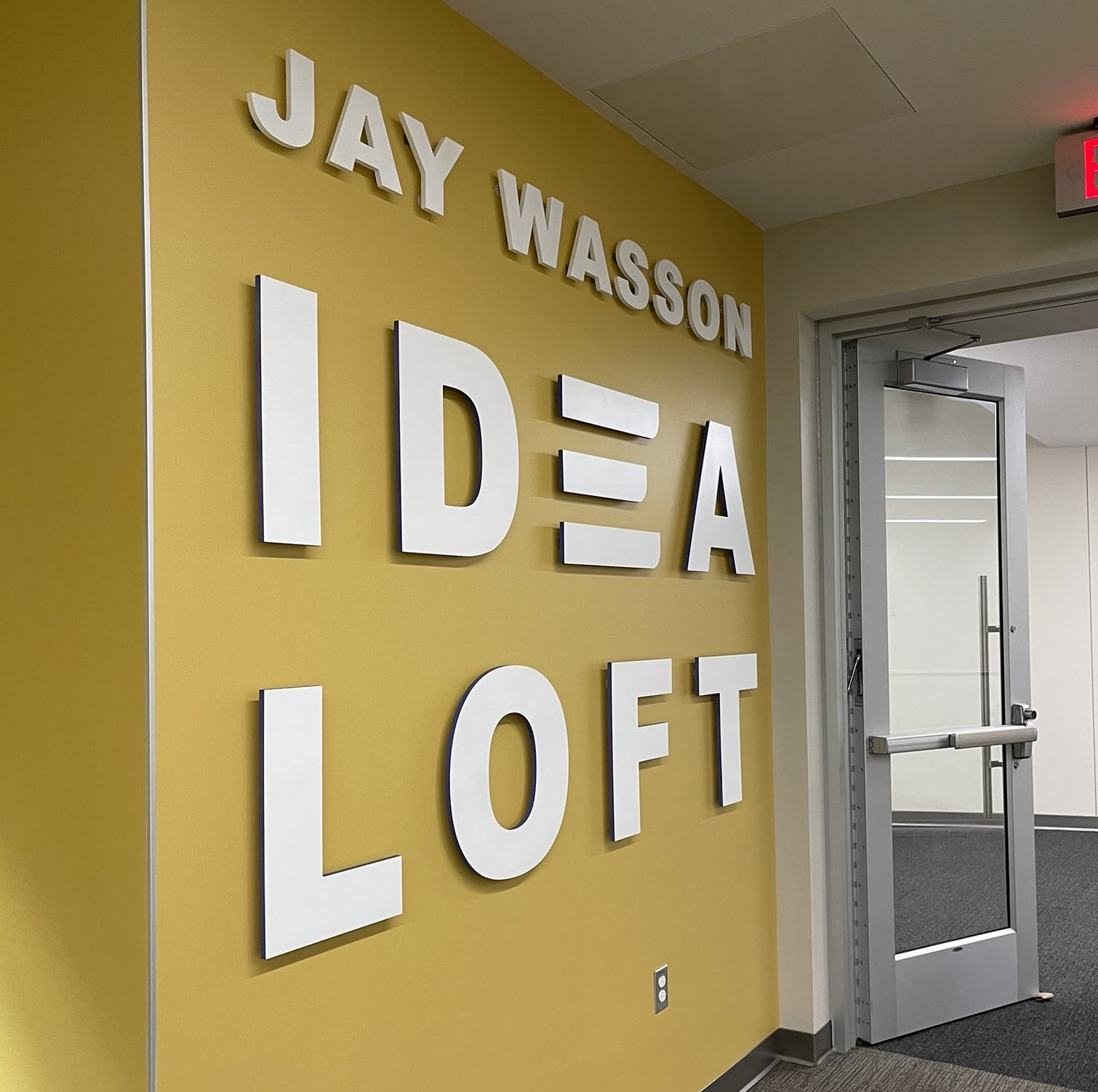 Jay Wasson supports efactory expansion